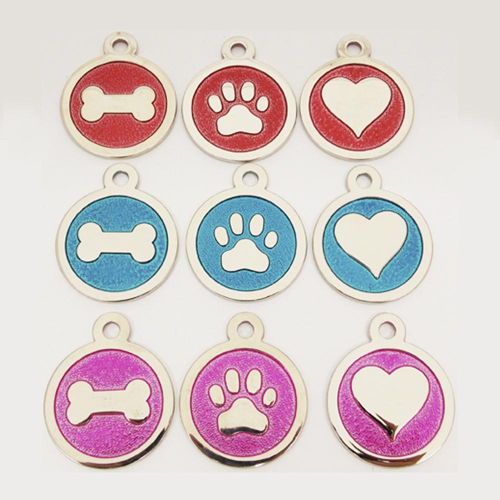 Fancy Pets Placa Troquelado Corazon