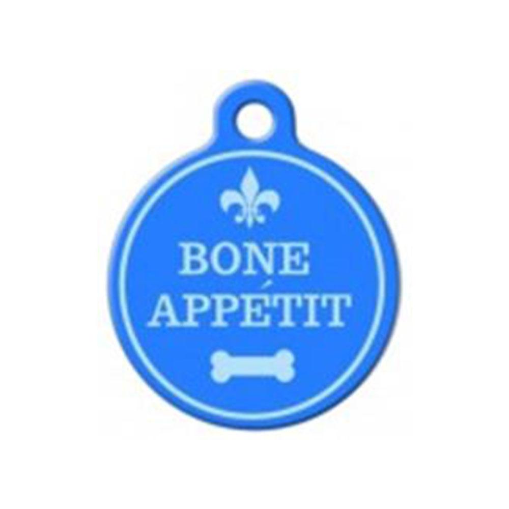 Fancy Dogs Placa Bone Appetit