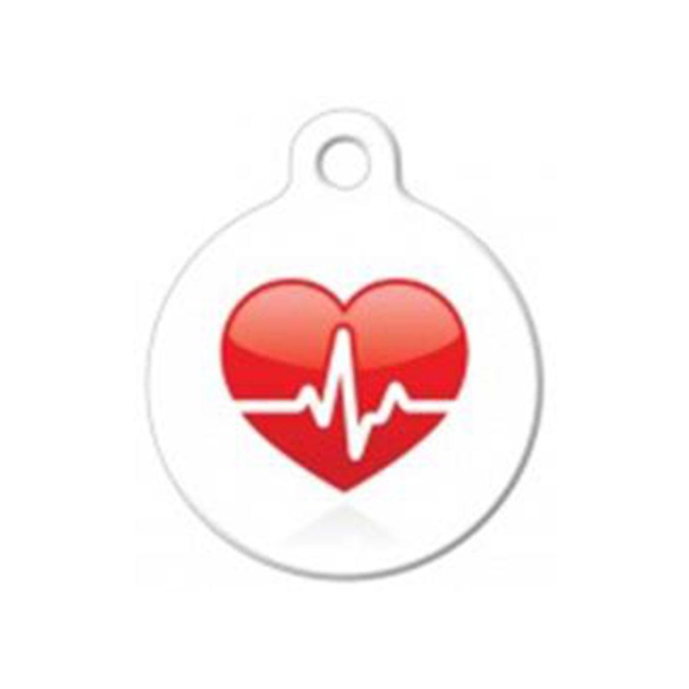 Fancy Pets Placa Cardiaco