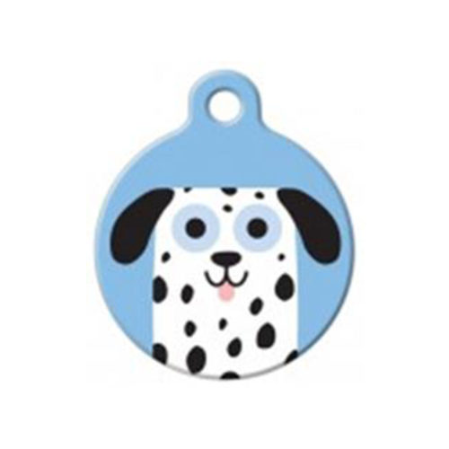 Fancy Dogs Placa Dalmata Boy