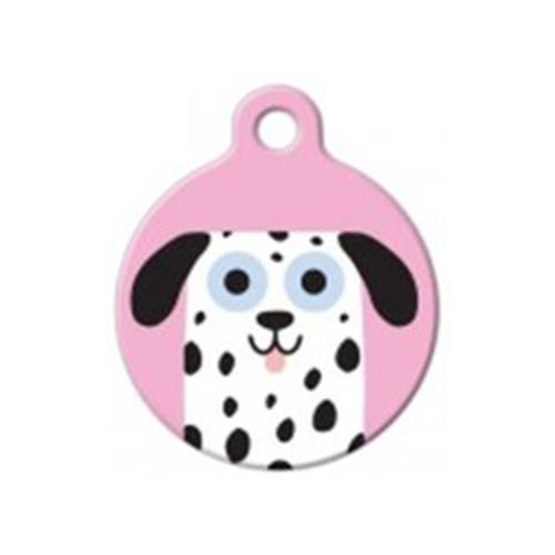Fancy Dogs Placa Dalmata Girl