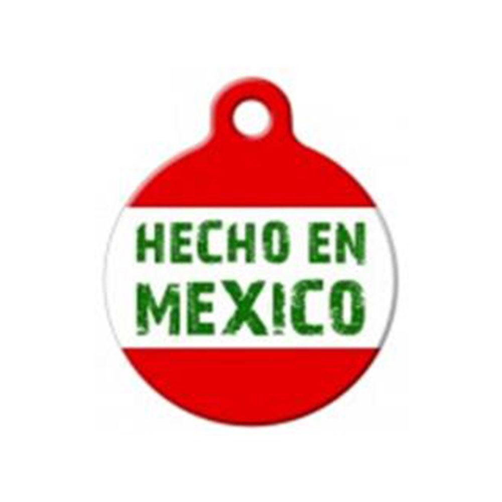 Fancy Pets Placa Hecho En Mexico