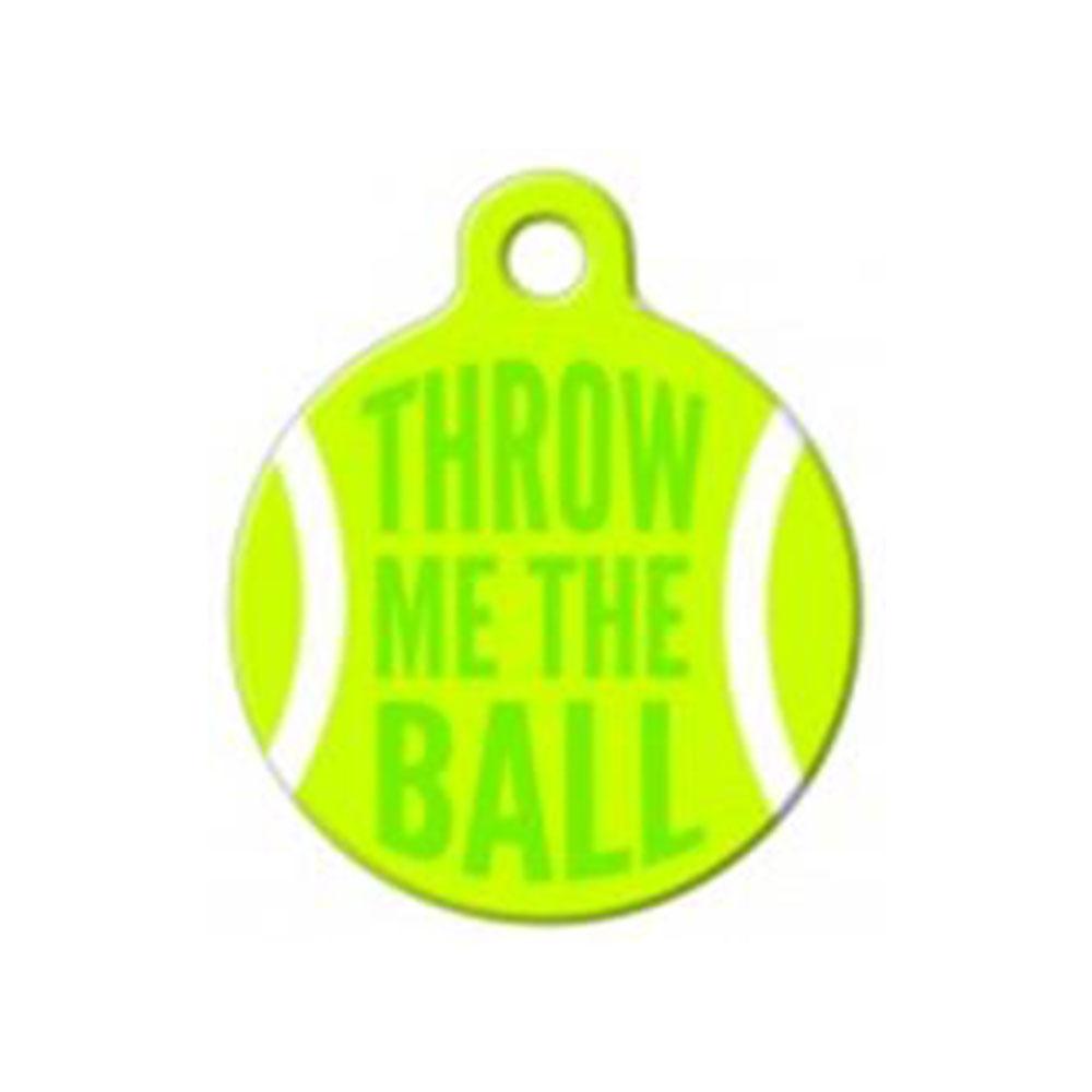 Fancy Pets Placa Throw Me The Ball