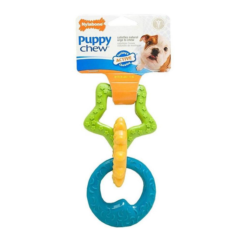 Nylabone Teething Puppy Chew Anillo