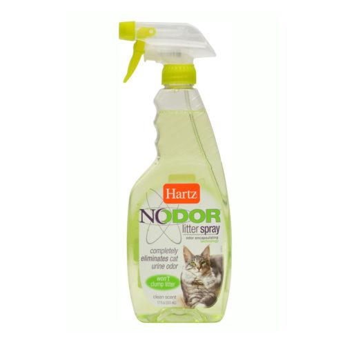 Hartz Spray No Odor Litter Spray 500 ml.
