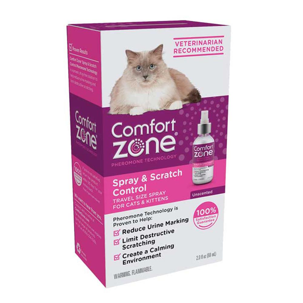Comfort Zone Spray & Scratch Control