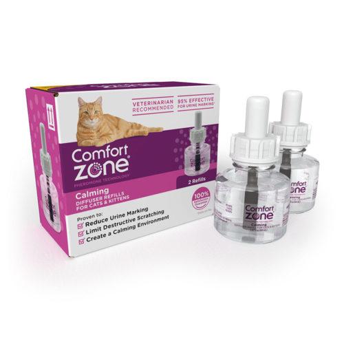 Comfort Zone Calming Feromonas Refills 2 unid.