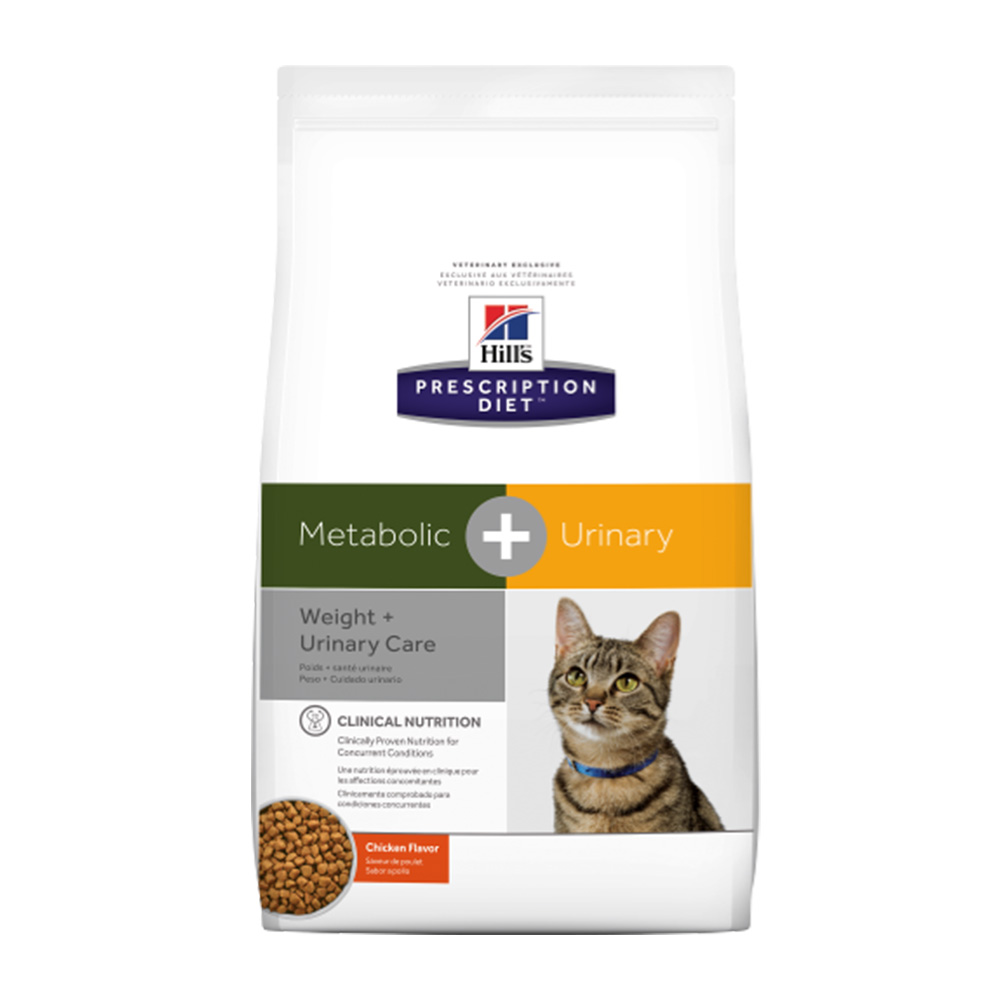 Hills PD Feline Metabolic + Urinary Care