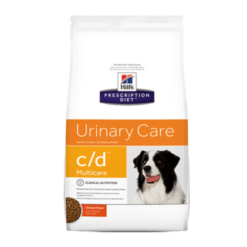 Hills PD Canine c/d Urinary Multicare