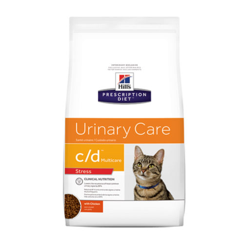 Hills PD Feline c/d Multicare Stress