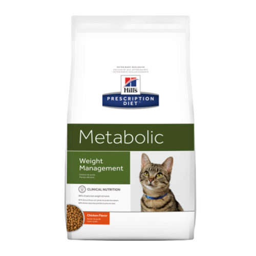 Hills PD Feline Metabolic Weight Control
