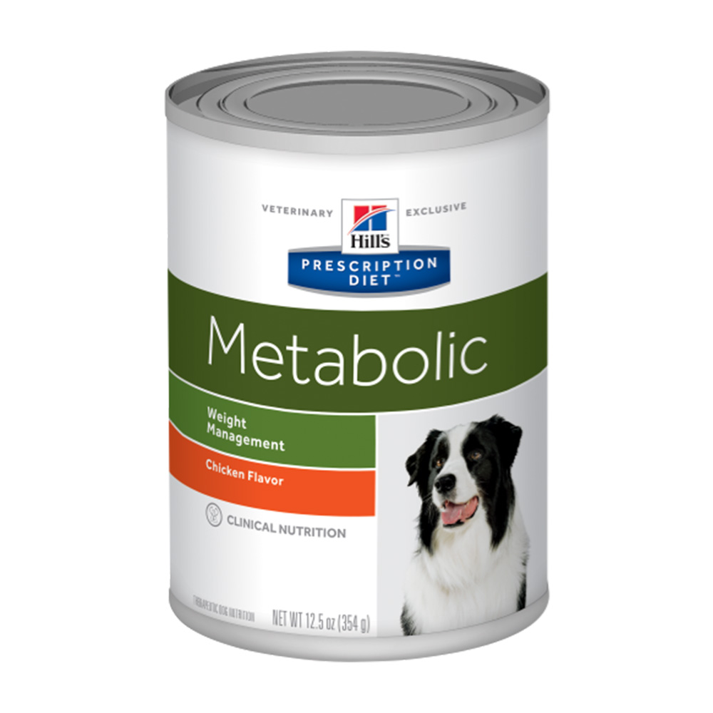 Hills PD Canine Metabolic  Weight Control 369 gr.