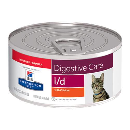 Hills PD Feline i/d Digestive Care 156 gr.