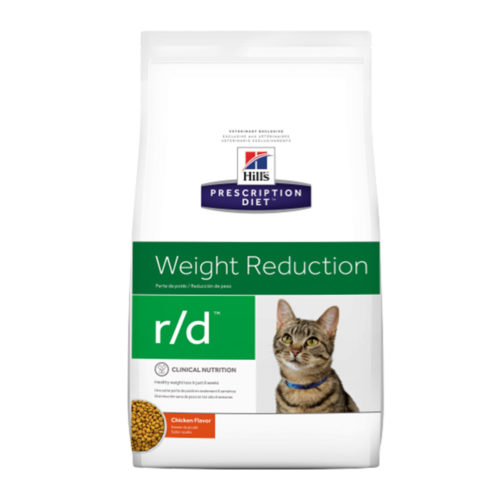 Hills PD Feline r/d Weight Reduction