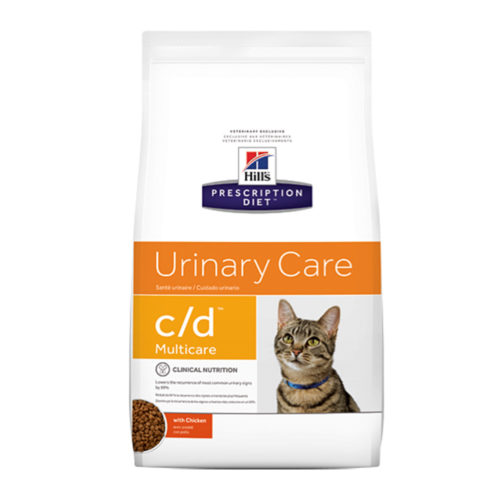 Hills PD Feline c/d Urinary Multicare