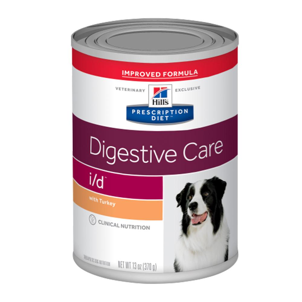 Hills PD Canine i/d Digestive Care Turkey 370 gr.