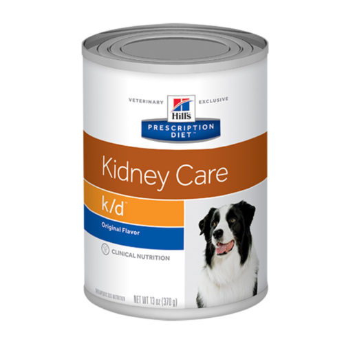 Hills PD Canine k/d Kidney Care 369 gr.