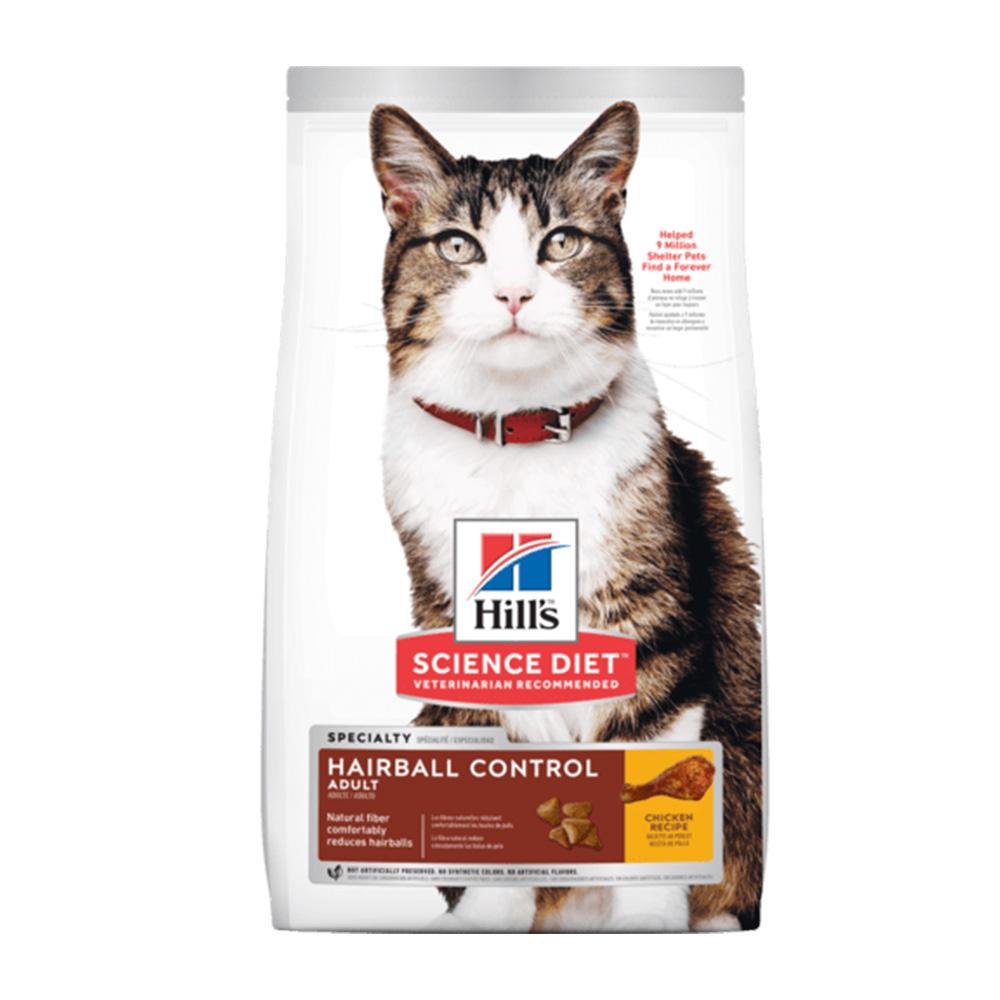 Hills SD Feline Adult Hairball Control