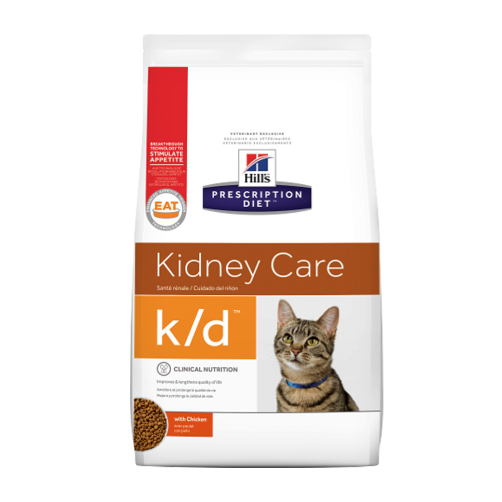 Hills PD Feline k/d Kidney Care