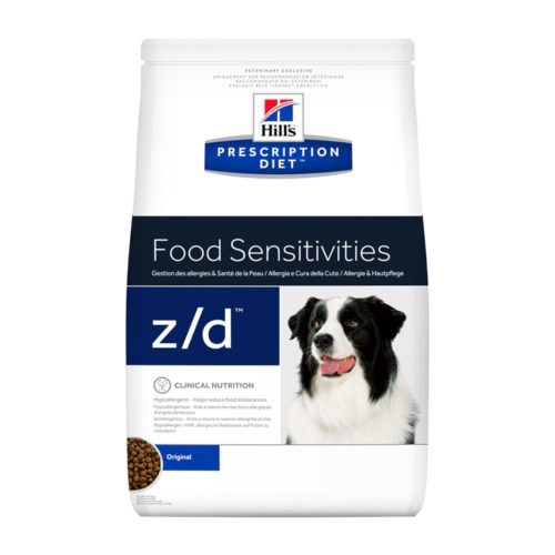 Hills PD Canine z/d Skin/Food Sensitivities