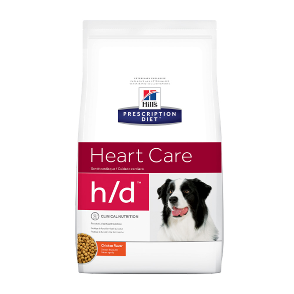 Hills PD Canine h/d Heart Care