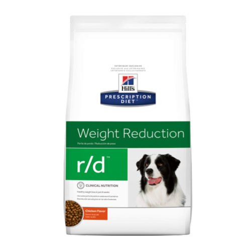 Hills PD Canine r/d Weight Reduction