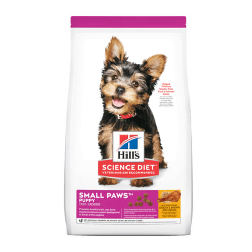 Hills SD Canine Puppy Small Paws Chicken