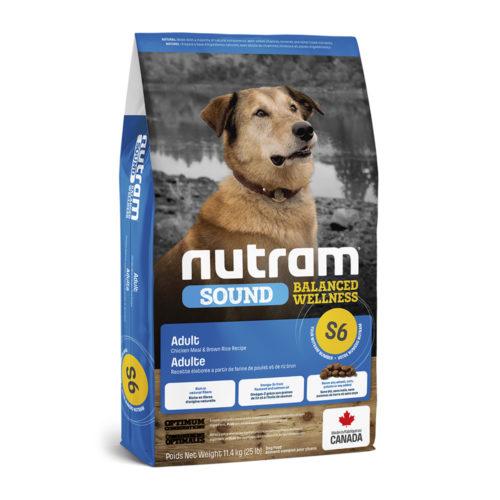 Nutram S6 Dog Adult