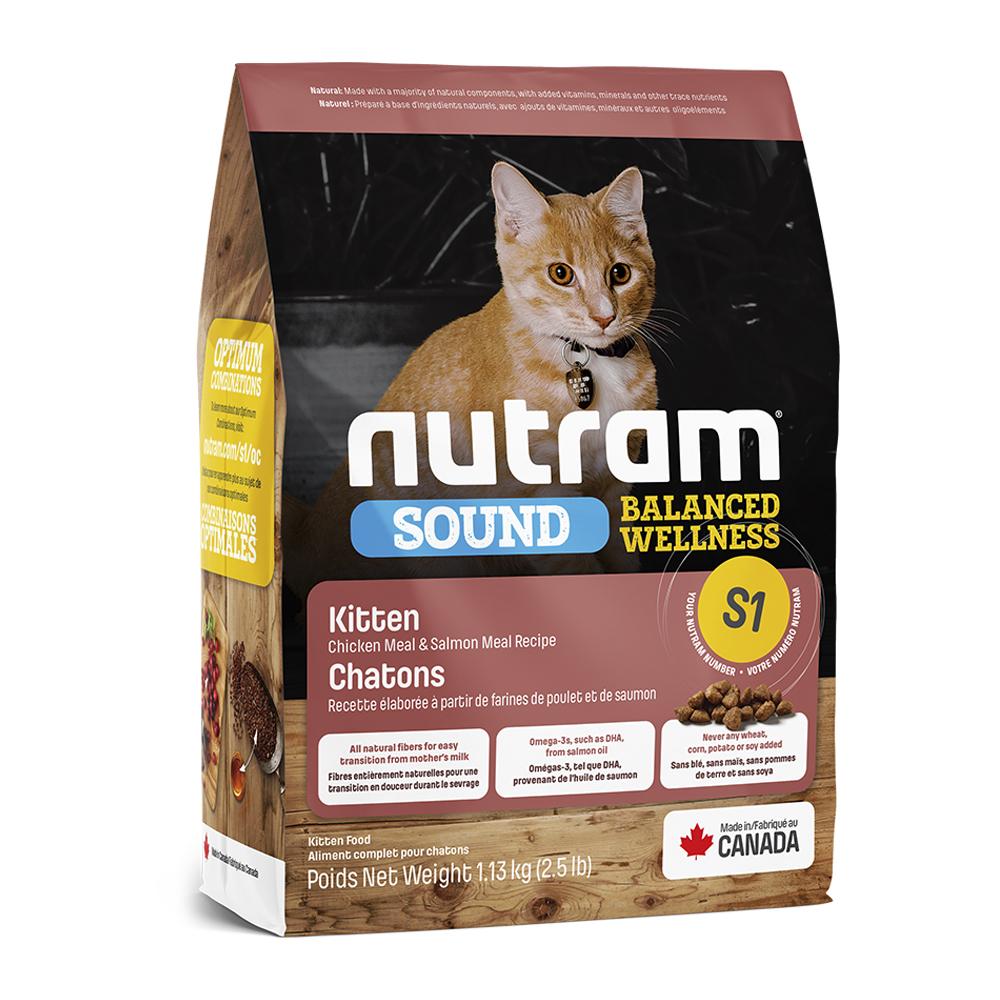 Nutram S1 Kitten