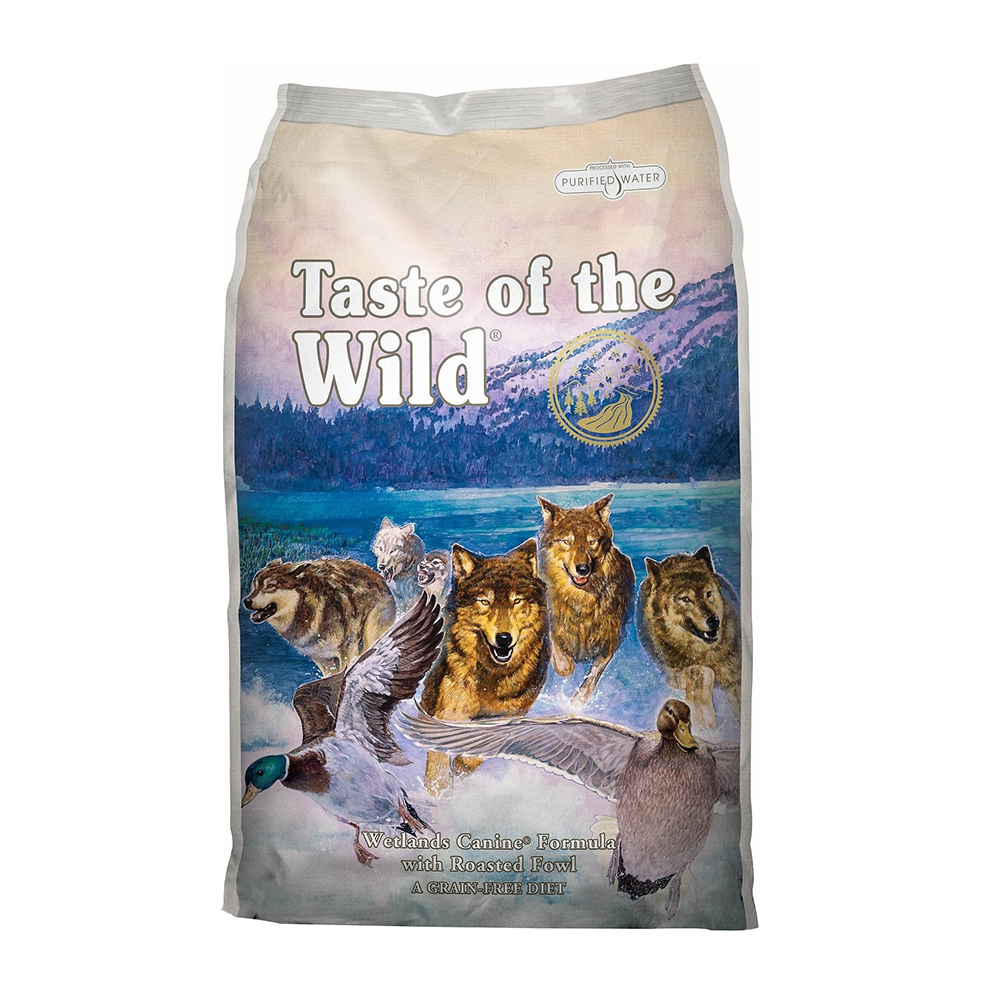 Taste Of The Wild Canine Wetlands