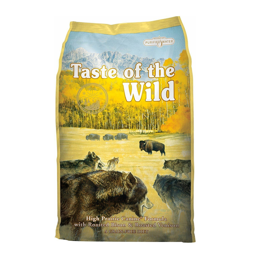 Taste Of The Wild Canine High Prairie