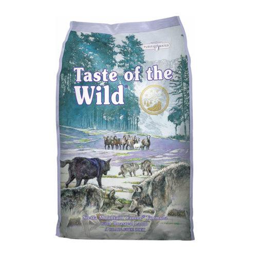Taste Of The Wild Canine Sierra Mountain