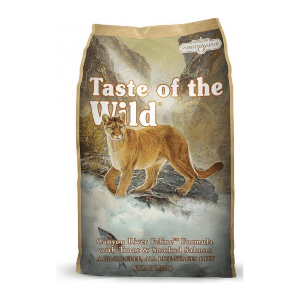 Taste Of The Wild Feline Cayon River