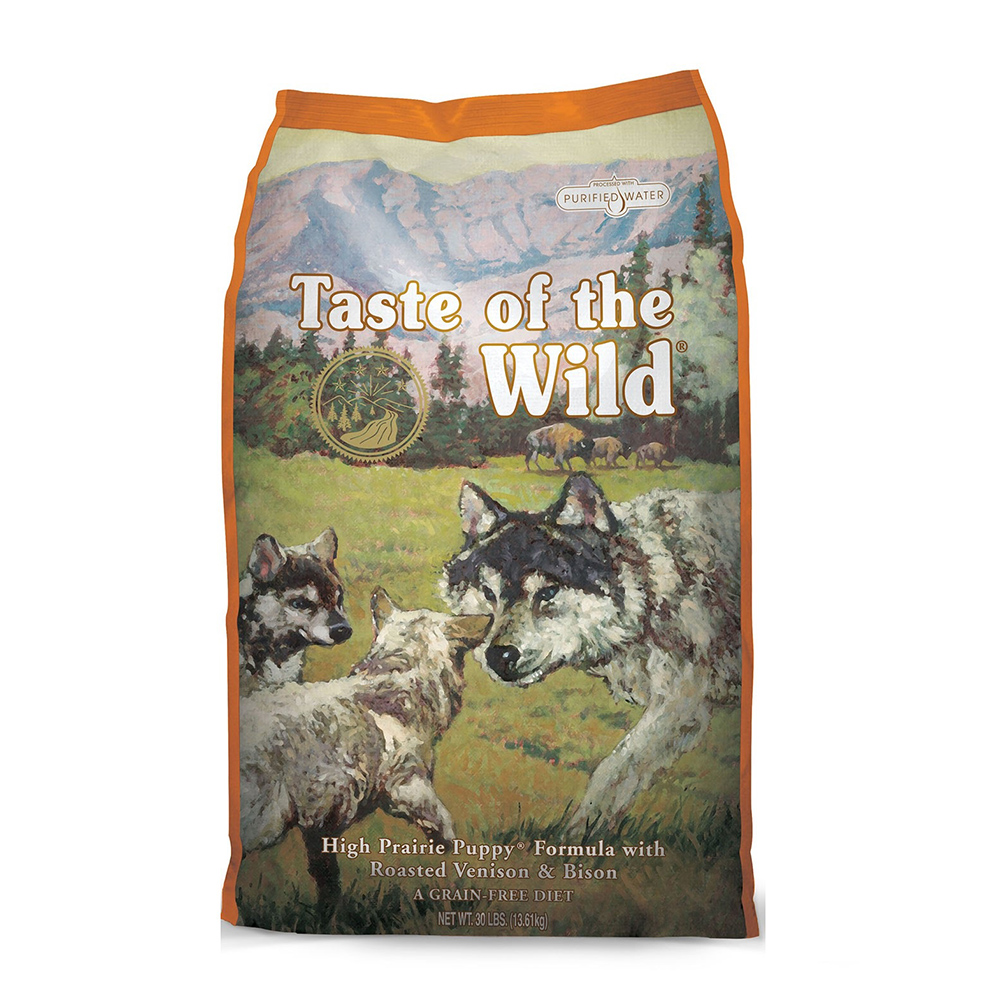 Taste Of The Wild Puppy High Prairie