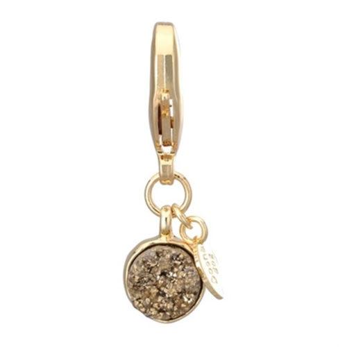 Dosha Amuleto Gold Druzy