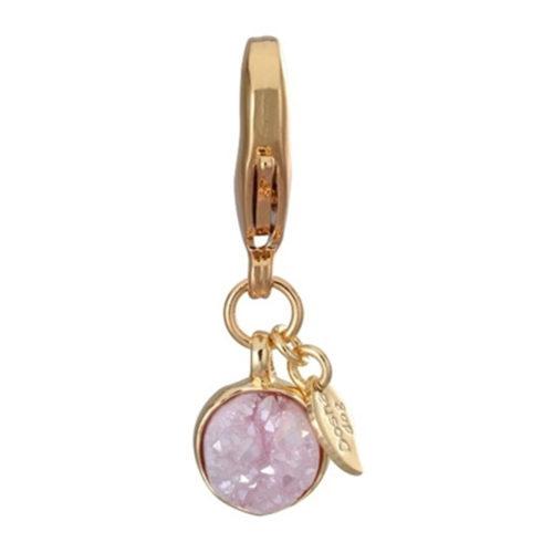 Dosha Amuleto Pink Druzy