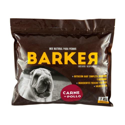 Barker Pollo 1 kg.