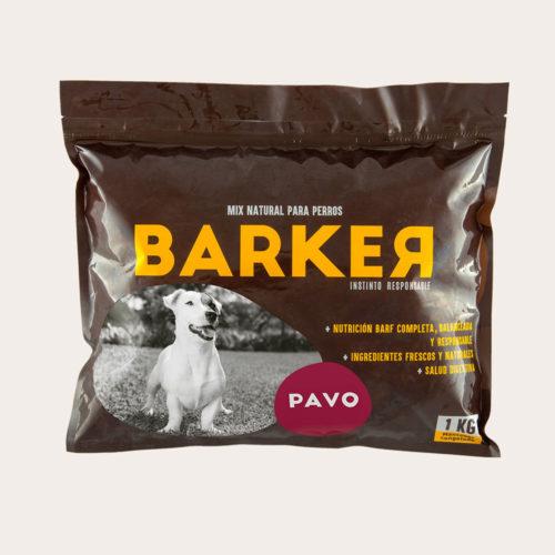 Barker Pavo 1 kg.