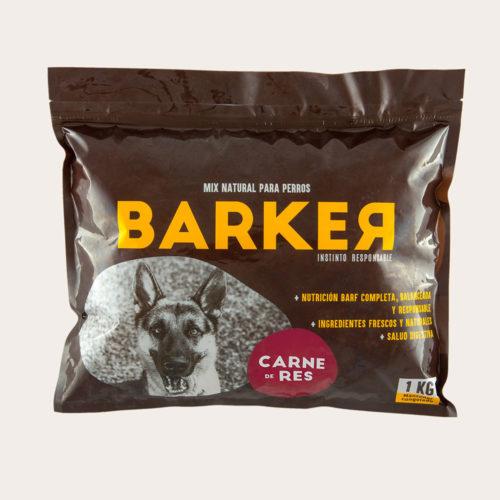 Barker Carne De Res 1 kg.