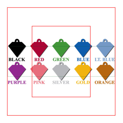 Fancy Pets Placa Diamante