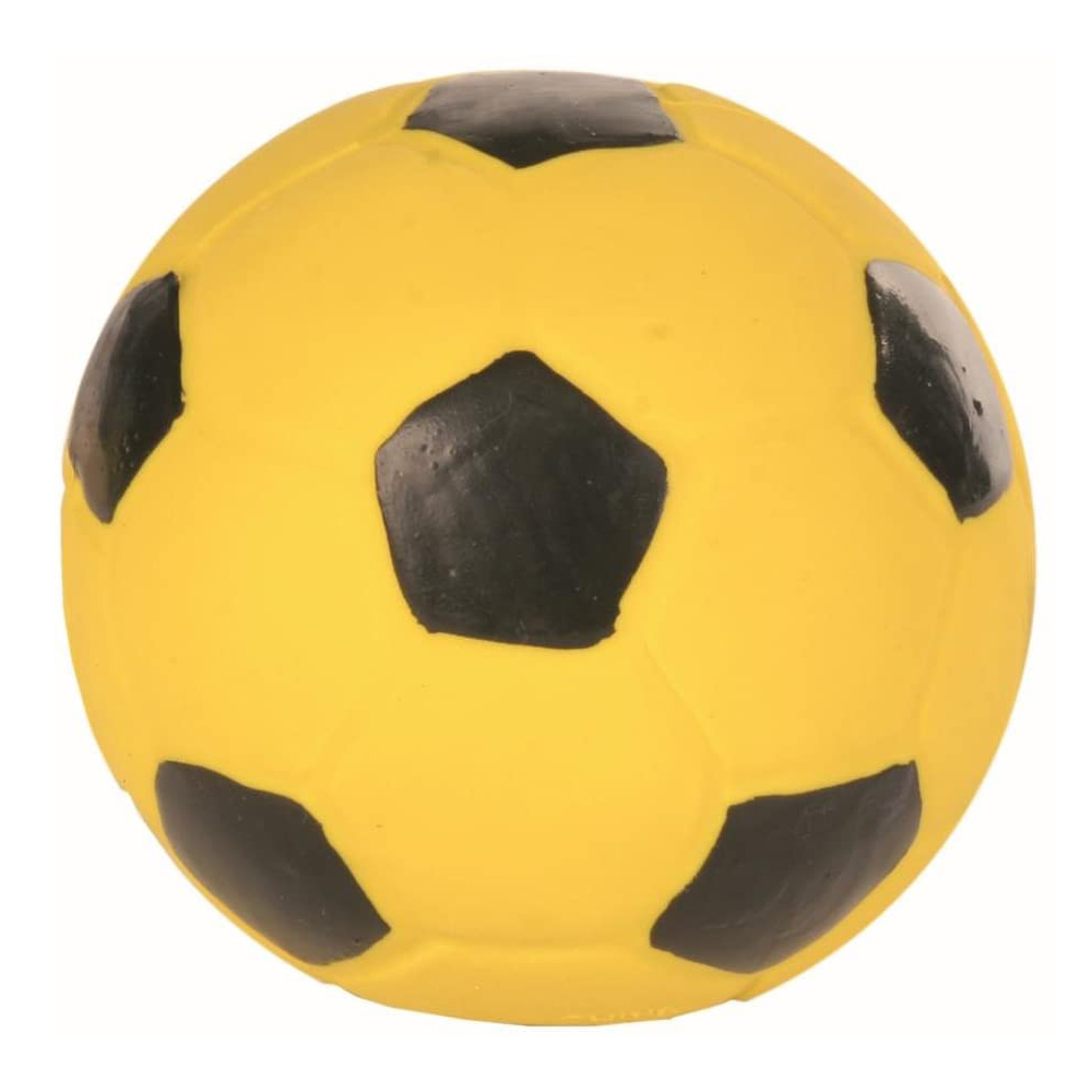 Trixie Pelota Soccer Ball Yellow