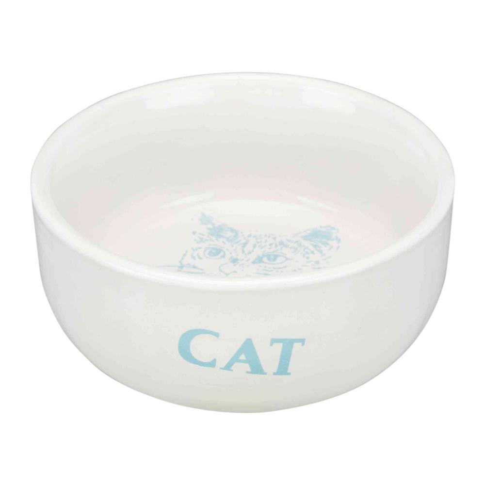 Trixie Bowl Ceramic White Surtido 0.3 L