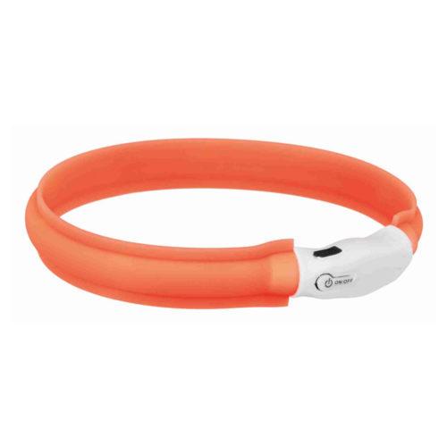 Trixie Collar USB Flash Light