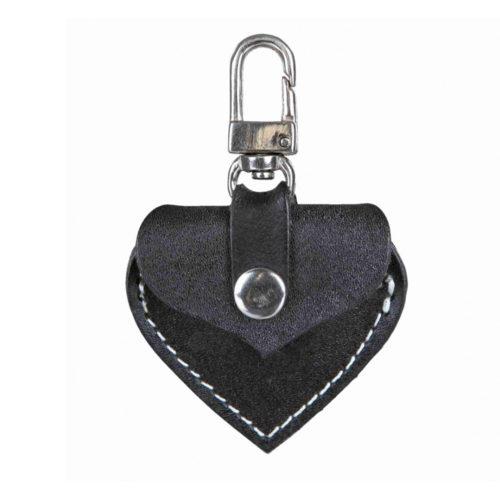 Trixie Porta Direccion Cuero Heart