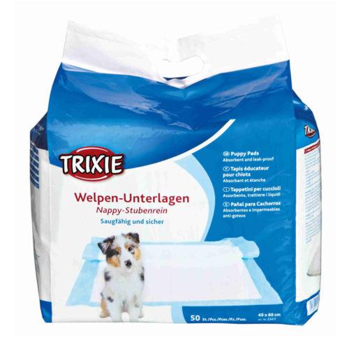 Trixie Alfombra Nappy Puppy Pad 50 unid.