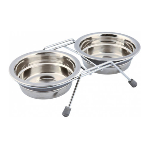 Trixie Bowl Doble Eat On Feet 0.25 L