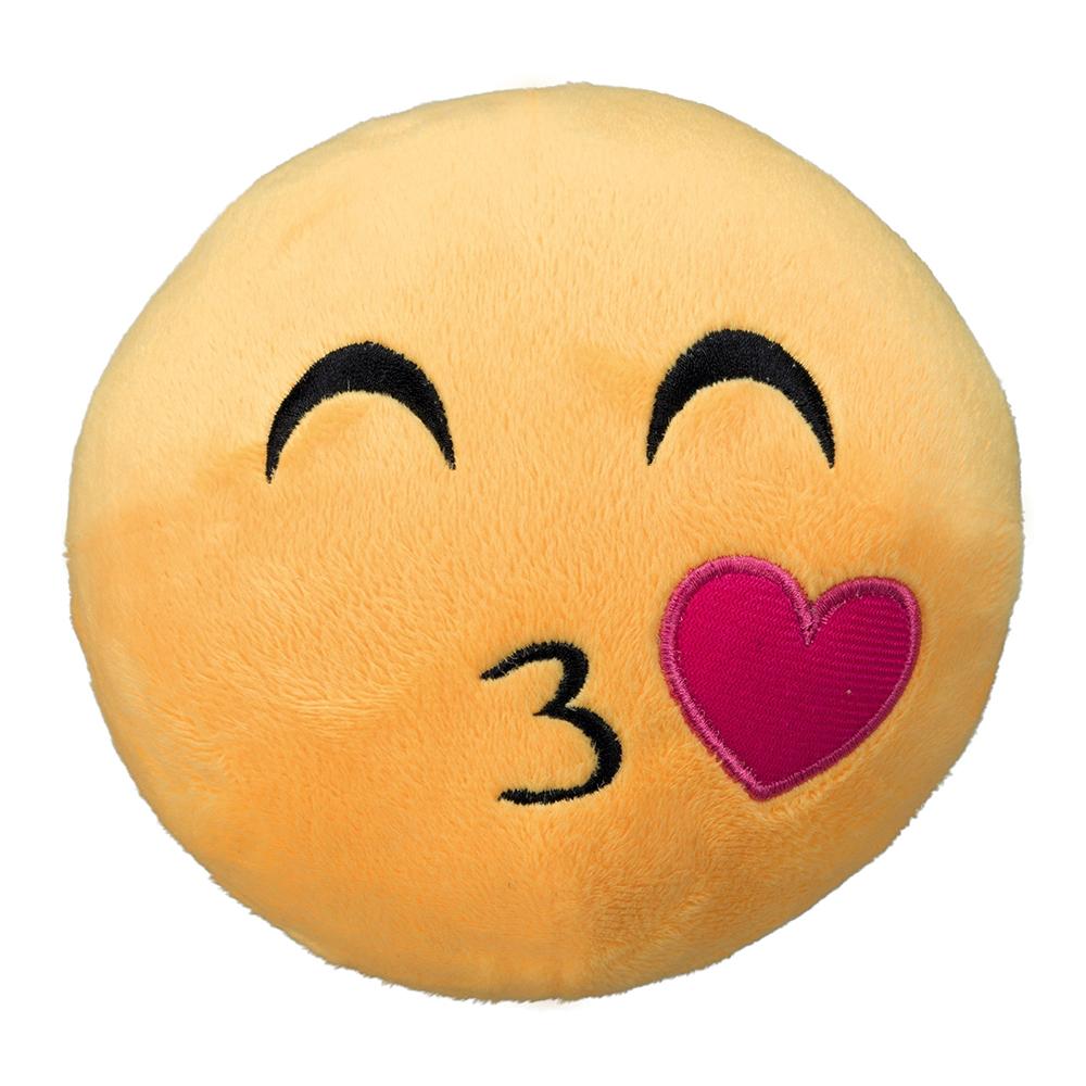 Trixie Emoji Kissing