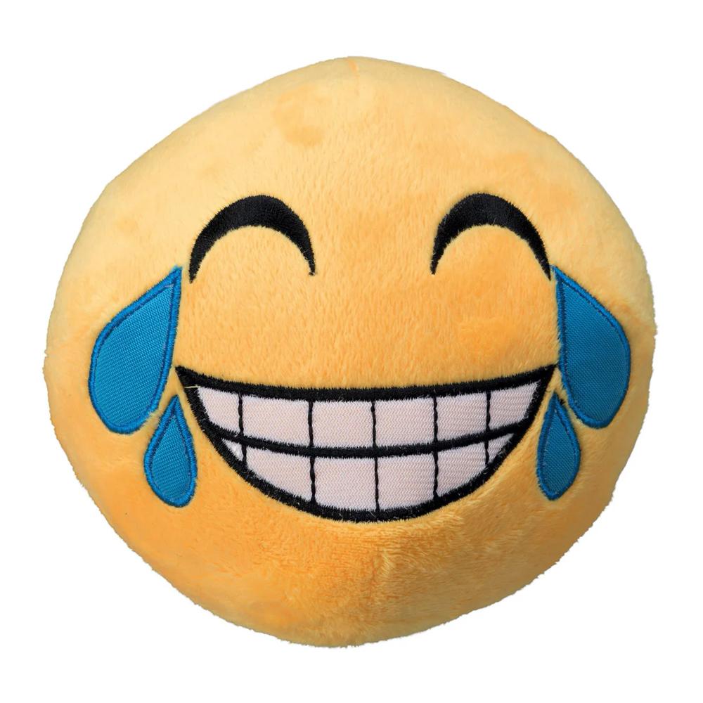 Trixie Emoji Laughing
