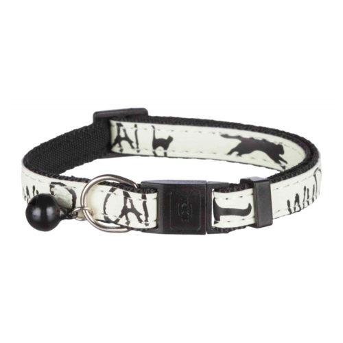 Trixie Collar Para Gato Glow In The Dark