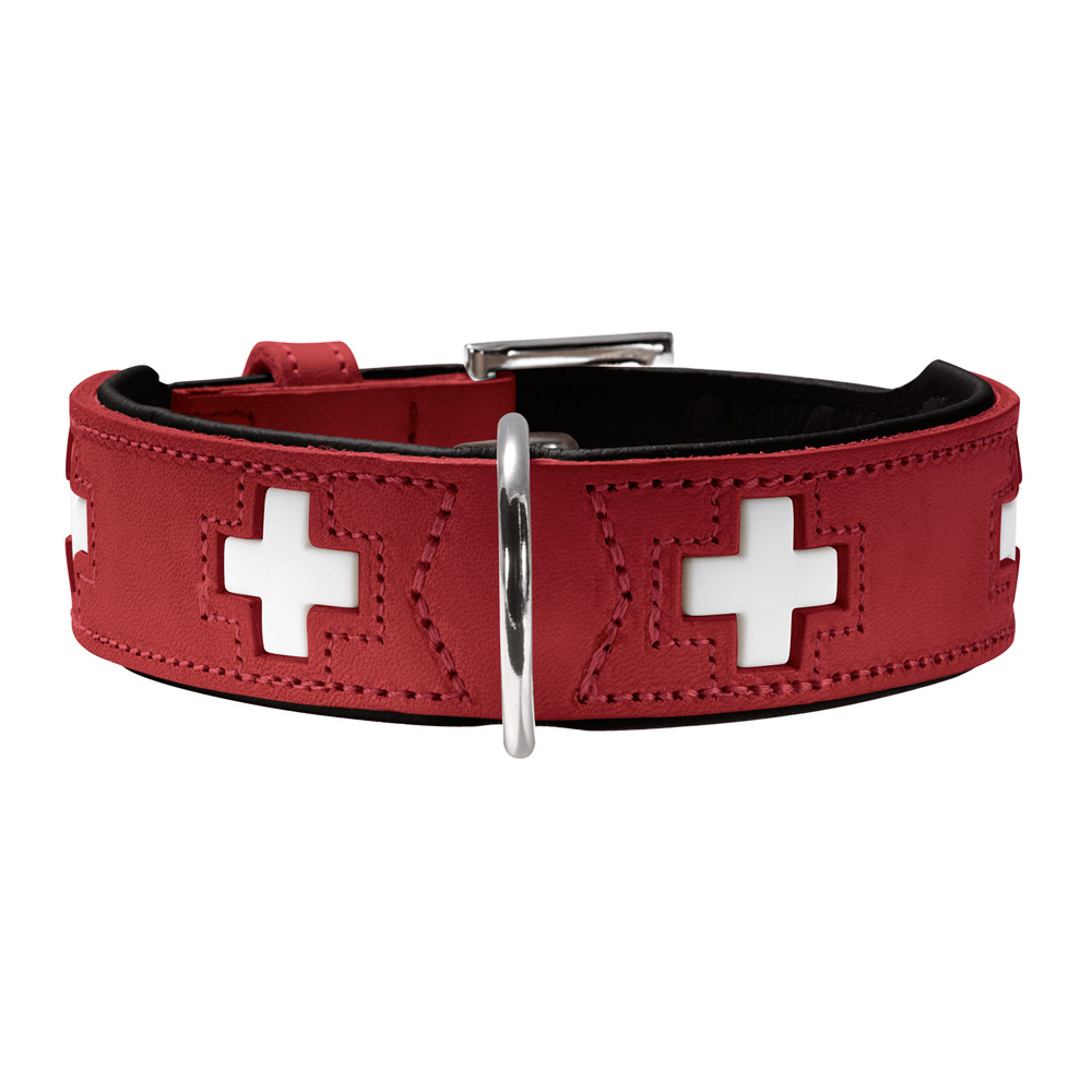 Hunter Collar Cuero Swiss